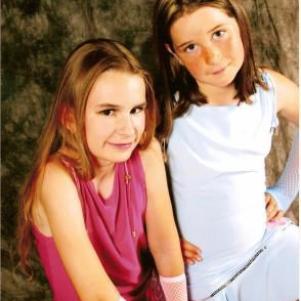 Bélinda et Amélie à la danse^^