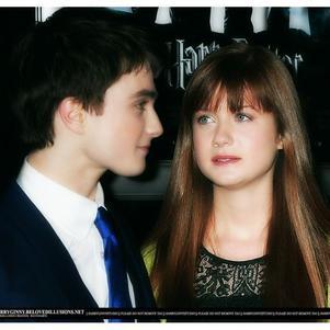 Harry et Ginny