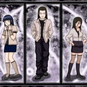 les trois ninja