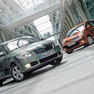 Skoda vs Nissan