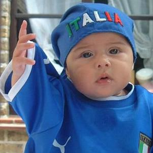 bébé italien