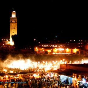 marrakech en force