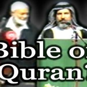 coran ou bible , le qu'elle est la parole de dieu ?