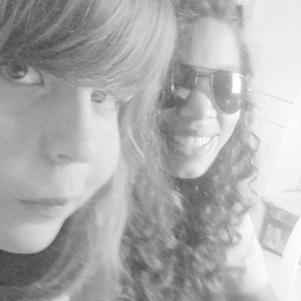 Mélissa et moi