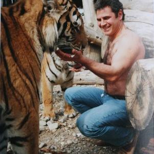 avec les tigres en Slovaquie