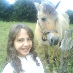 mon cheval et moi !!!!!!!