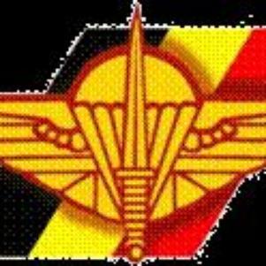 régiment para commando marche ou creve notre devise