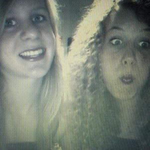 Eline & ik :)