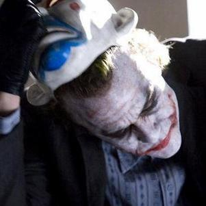 Le meilleur Joker du monde dans The Dark Knight, cultissime!