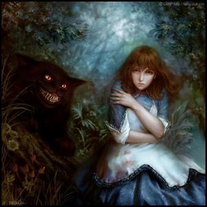 Alice : Curiosity