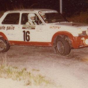 Rallye de l'Argentiere 1981