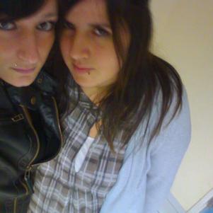 Ma Couyine & moi =) .