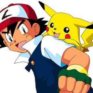 Sacha && Pikachu <3