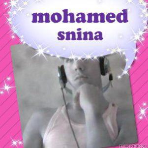 ahssn la9b fl3lam howa hada rajoul snina  love yeu snina