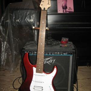 Ma guitare ♥