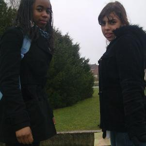 ma sistah' and ma demii sistah'