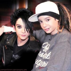 bill and tom kaulitz