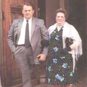 voiçi ma maman et mon papa