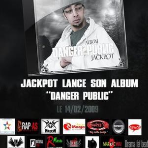album ( DANGER-PUBLIC) sera dans les bacs le 14 /02/2009