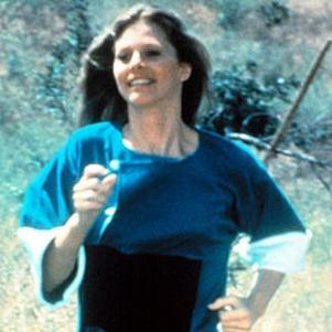 Lindsay wagner as Super Jaimie