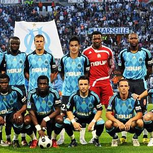 OM : equipe titulaire 2008/2009