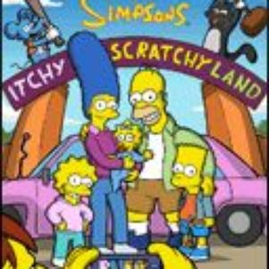 les simpson a itchy et scratchy land