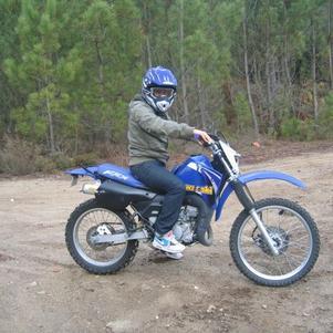 kawasaki FMX 125cc