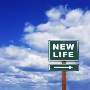New life.
