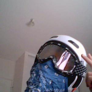 Wesh Wesh vive le ski Freestyle et la DH