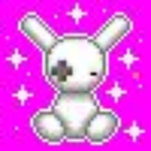 Un lapin trop mimi