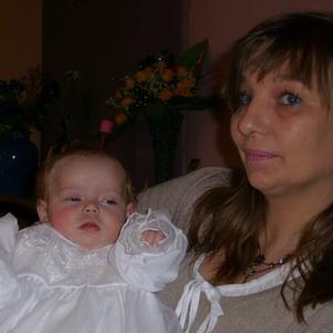 moi et ma fille eve-angéline
