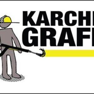 KARCHER GRAFIK logo