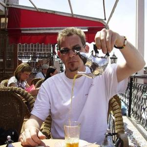 "moi au Maroc ""whisky berbere"""