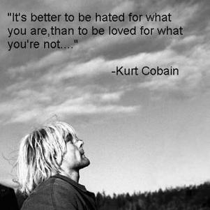 Kurt Cobain a tjrs raison