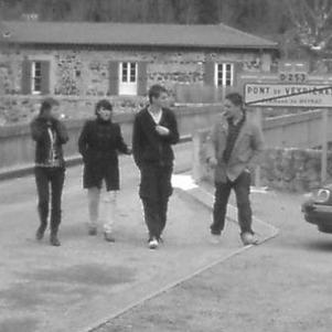 Billy, Thomas , Johanna && moi ( entre couz' =P )