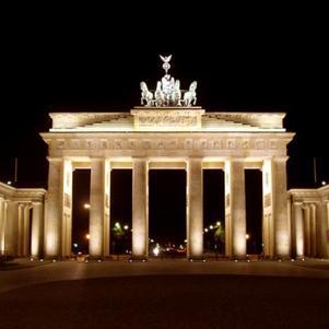 Porte de Brandenbourg à Berlin