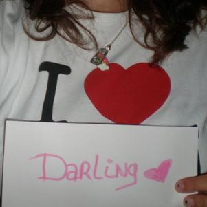 Ma Darling <3