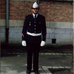 garde drapeau 1987