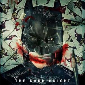 The Dark Knight - Affiche