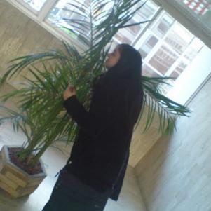 Moi & ma plante x)