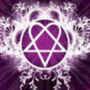 le Heartagramme : le logo  de mon groupe prèf HIM