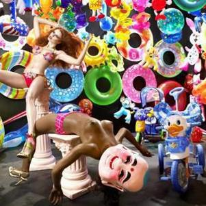 David Lachapelle (L)