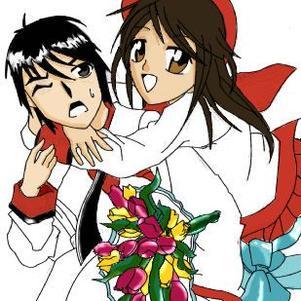 Kenji et Megu