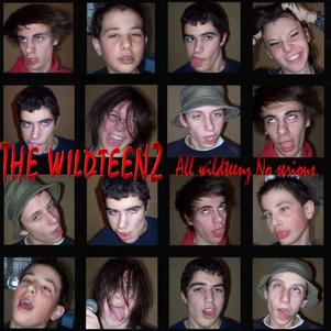 The Wildteenz (pochette)