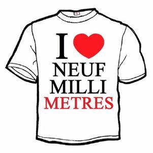 I LOVE NEUF MILLIMETRES
