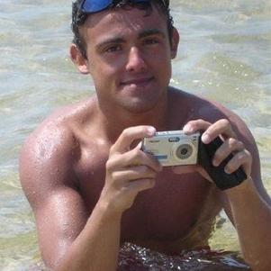 Moi à mimizan été 2008