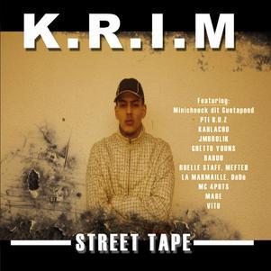 K.R.I.M STREET TAPE DISPO