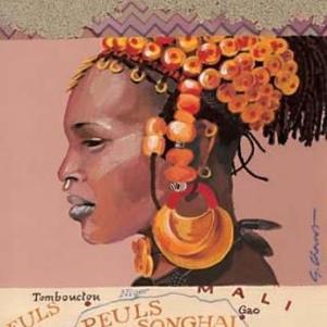 la beauté africaine