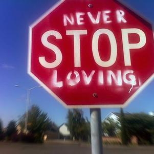 never stoop
