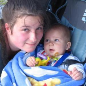 Mon Fils ke j'aime et moi